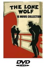 THE LONE WOLF 16 MOVIE DVD COLLECTION Great Jewel Thief Action! 1936-1955