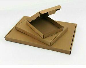 Brown A5 C5 CardBoard Large Letter Postal Save Posting Box Royal Mail Envelopes