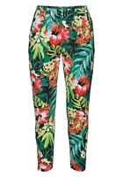 Joe Browns Damen Gerade Jerseyhose Hose Sweat Pants Freizeit Stoff Harem NEU