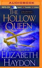 The Symphony of Ages: The Hollow Queen 8 by Elizabeth Haydon (2016, MP3 CD,...