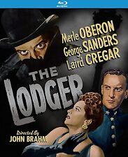 THE LODGER BLU-RAY - MERLE OBERON - GEORGE SANDERS - JOHN BRAHM