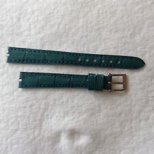 Van Cleef & Arpels Woman's Alligator Watch Strap