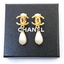 Chanel Clip Fashion Earrings