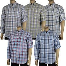 """New Mens Columbia PFG """"Super Bahama"""" Omni-Shade Vented Fishing Long Sleeve Shirt"""