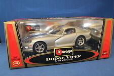BURAGO DODGE VIPER GTS COUPE 1:18 20040