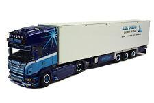 WSI 01-1205 Scania R6 Topline Axel Dubois with Reefer trailer