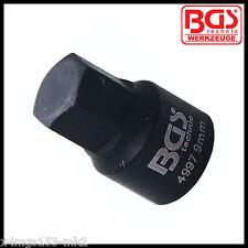 """BGS - 1/4 """" - 9 Mm Int. Hexagonal-Impacto-Pinza Pernos De Audi A4, A6 y A8's - 4997"""
