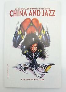 China & Jazz Pin Up Collection Armando Huerta, Ricky Carralero, Rare