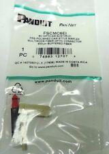 Panduit FSCMC6EI Sc Opticam(Tm) 62.5/125µm Multimode Simplex Fiber Optic Conn.