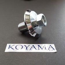 KAWASAKI 750 H2 - Ecrou chromé d'amortisseur de direction