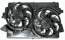 2005 Chevrolet Equinox New Radiator/AC Condenser Cooling Fan/Shroud/Motor