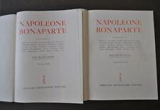 Storia Francese Napoleone Bonaparte Stendhal Tolstoj Bourguignon Mondadori 1952