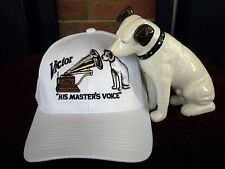 "RCA NIPPER DOG Victor ""His Masters Voice"" *NIPPER* RCA Victor *NEW HAT*"