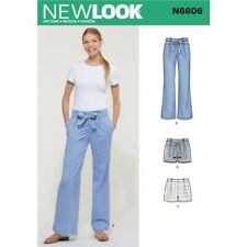 Free UK P&P - New Look Sewing Pattern 6606 (NewLook-6606(FP))