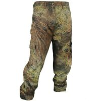 Cotton Mill Hunting Pants for Men Camouflage Clothes Mossy Oak Vintage Camo