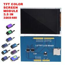 "3.5"" TFT LCD Screen Module 480 x 320 For Arduino UNO & MEGA 2560 R3 Board UK"