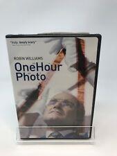 One Hour Photo (DVD, 2003, Full Frame) Robin Williams, Connie Nielsen