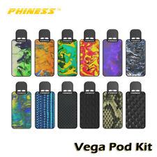 Phiness Vega Pod System by Vandy Vapes Genuine kit NIC SALT MTL VAPE KIT