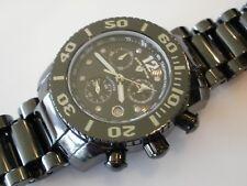 Swiss Legend Men's Charcoal Watch