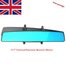 "Car Rear View Mirror,  Universal 17.7"" Panoramic Car Interior Rear view Mirror"