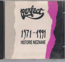PERFECT - 1971-1991 HISTORIE NIEZNANE INTERSONUS 1993 TOP RARE OOP CD HOLDYS