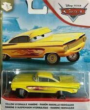 CARS - YELLOW HYDRAULIC RAMONE - Mattel Disney Pixar