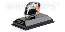 Minichamps Casque Arai Casque Sebastien Vettel Monza GP 2008, 1:8