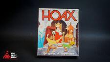 HOAX 1981 hexagames BOARD GAME Veloce e Gratuito UK Affrancatura
