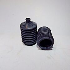 Pair of Brand New Steering Rack Boots Bellows Rack Seal Kit for MG TD TF