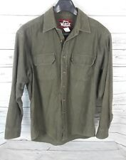 Woolrich Mens Front Button Long Sleeve Sweater Size Large