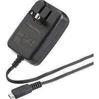 RIM OEM ASY-18078-001 BlackBerry Micro USB Folding Blade Travel Wall Charger