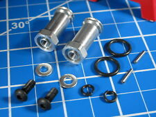 Pair 20mm Wheel Tire Spacer Widener Extend Tamiya 1/10 F350 Hilux Tundra CC01 CR