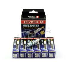 6x Zündkerze original BRISK Silver 1334 DR15YS Set für Autogas