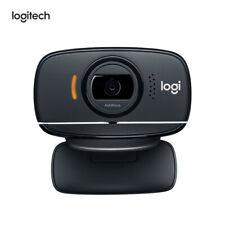 Logitech C525 HD Webcam 720P Video Computer Monitors Camera W/ Microphone S7Z8