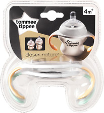 Tommee Tippee Baby Bottle Handles x2 Assorted Colour