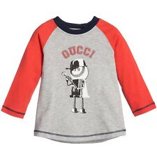 GUCCI BABY 'ROBOT' TOP 6-9 MONTHS