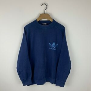 Vintage 90s Bootleg Adidas Sweatshirt Size Men's Medium