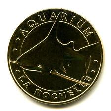 17 LA ROCHELLE Aquarium, Requin, 2011, Monnaie de Paris