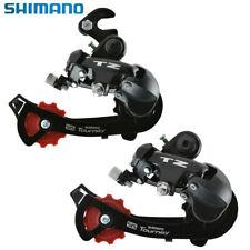 Shimano Tourney TZ 50 6/7 Speed Rear Mech Gear Derailleur Hanger Mount New