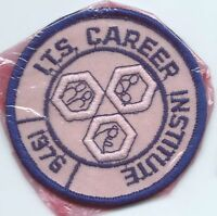 ITS International Trade School Career Institute 76 advertising patch 3 in #2625