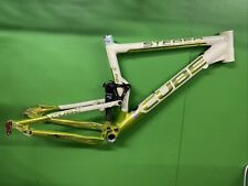 CUBE STEREO HPA ALL ALLOY FULL SUSPENSION FRAME + FOX REAR SHOCK,MTB,DH,FR s/750