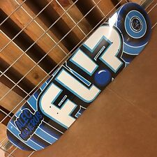 New Flip Majerus Odyssey Bold Pro P2 Blue Skateboard Deck - 32.31in x 8.25in