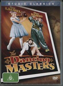 The Dancing Masters (1943) - DVD Region 4 - Laurel & Hardy