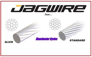 New Jagwire Slick Stainless Steel pro inner gear cables.Bike Bicycle derailleur