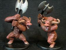 Dungeons & Dragons Miniatures -  Minotaur Harbinger !!  s61