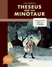 Theseus and the Minotaur: A Toon Graphic (Toon Graphic Mythology) by Pommaux, Y