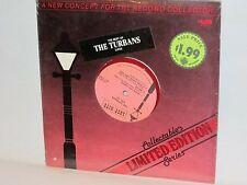"Turbans - Best of 10"" NEW SEALED RED WAX doowop on Lost-Nite"