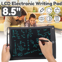 """8.5'' 10"""" 12"""" LCD Electronic Writing Tablet Pad Digital Graphic Drawing Board"""