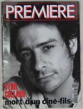 Revue Première n°193 Avril 1993 Cyril Collard