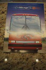 Le Mirage Xl bus brochure